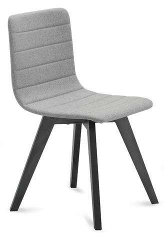Domitalia - Flexa Side Chair - FLEXA.S.0KS.LAS.8IF