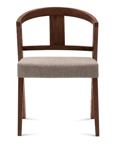 Domitalia - Gea Accent Chair - GEA.S.0K0.CHS.8IV