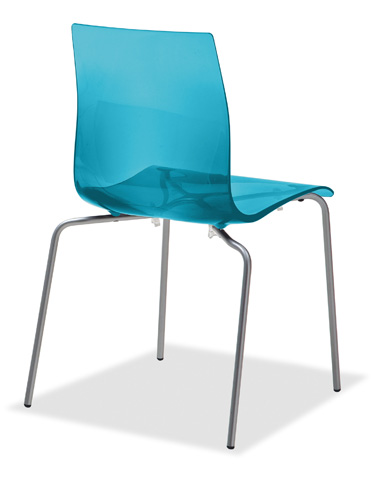 Image of Gel Side Chair