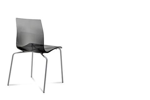 Domitalia - Gel Side Chair - GEL.B.AS.FV.SFU