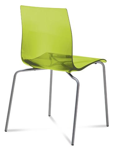 Domitalia - Gel Side Chair - GEL.B.AS.FV.SVE