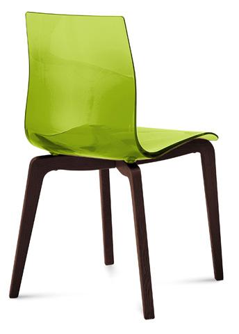 Domitalia - Gel Side Chair - GEL.S.LSF.CHS.SVE