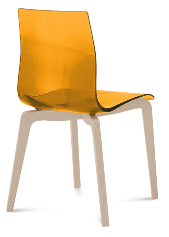 Domitalia - Gel Side Chair - GEL.S.LSF.FRS.SAR