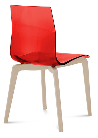 Domitalia - Gel Side Chair - GEL.S.LSF.FRS.SRO