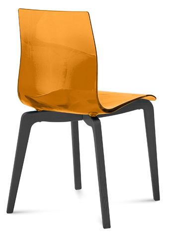 Domitalia - Gel Side Chair - GEL.S.LSF.LAS.SAR