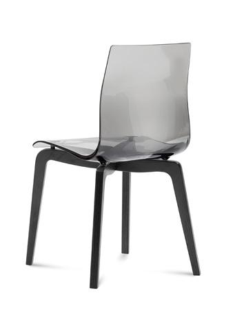 Domitalia - Gel Side Chair - GEL.S.LSF.LAS.SFU