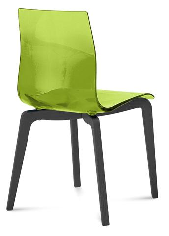 Domitalia - Gel Side Chair - GEL.S.LSF.LAS.SVE