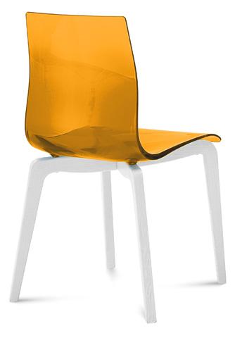 Domitalia - Gel Side Chair - GEL.S.LSF.LBOS.SAR