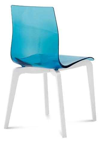Domitalia - Gel Side Chair - GEL.S.LSF.LBOS.SAZ