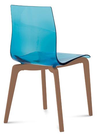 Domitalia - Gel Side Chair - GEL.S.LSF.NCA.SAZ