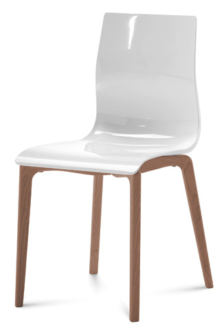 Domitalia - Gel Side Chair - GEL.S.LSF.NCA.SBI