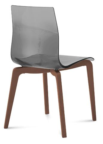 Domitalia - Gel Side Chair - GEL.S.LSF.NCA.SFU