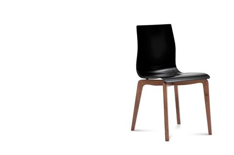 Domitalia - Gel Side Chair - GEL.S.LSF.NCA.SNE