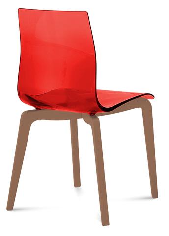 Domitalia - Gel Side Chair - GEL.S.LSF.NCA.SRO