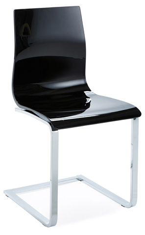 Domitalia - Gel Side Chair - GEL.SL.C.FV.SNE