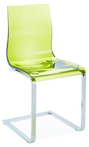 Domitalia - Gel Side Chair - GEL.SL.C.FV.SVE