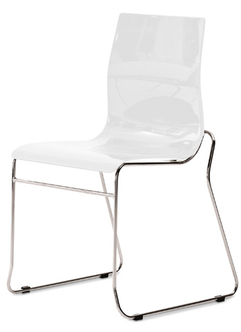 Domitalia - Gel Side Chair - GEL.T.C.FV.SBI