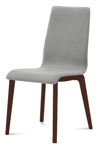 Domitalia - Jill Side Chair - JILL.S.0KS.CHS.8IF