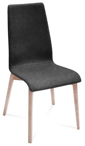 Domitalia - Jill Side Chair - JILL.S.0KS.FRS.8ID