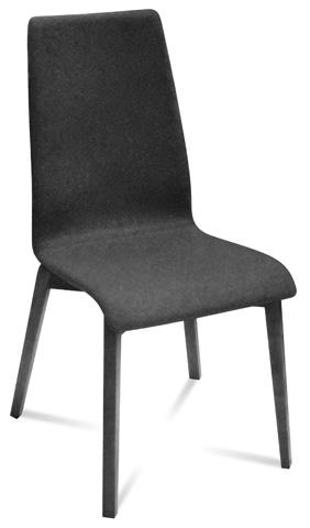 Domitalia - Jill Side Chair - JILL.S.0KS.LAS.8ID