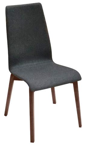 Domitalia - Jill Side Chair - JILL.S.0KS.NCA.8ID