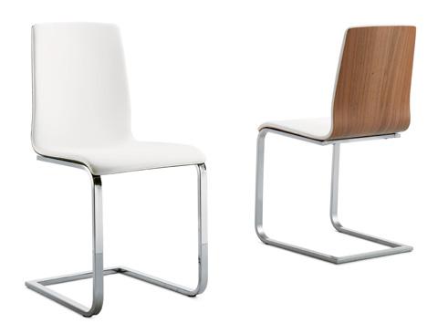 Domitalia - Juliet Side Chair - JULIE.S.00F.CR.NCN.7JJ