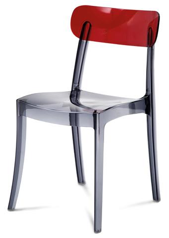 Domitalia - New Retro Stacking Chair - NEWRE.S.040.PC.FUBO