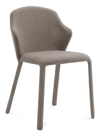 Domitalia - Opera Side Chair - OPERA.SC.0K0.8IV
