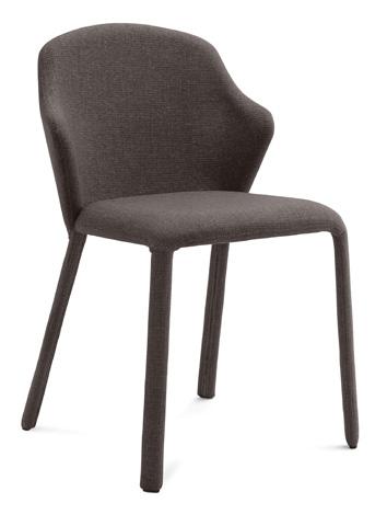 Domitalia - Opera Side Chair - OPERA.SC.0K0.8IW