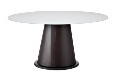 Domitalia - Palio Round Dining Table - PALIO.T.D151.RMVB