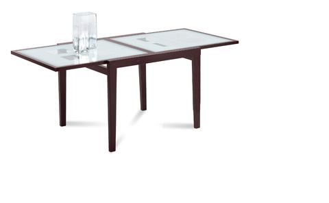 Domitalia - Poker Dining Table - POKER.R.WE.R01