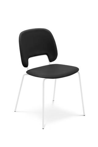 Domitalia - Traffic Stacking Chair - TRAFF.S.00F.BI.7JR