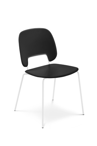 Domitalia - Traffic Stacking Chair - TRAFF.S.00F.BI.PNE