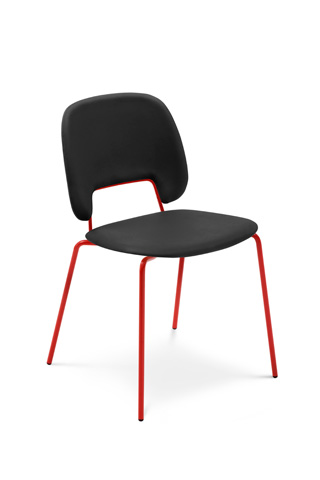 Domitalia - Traffic Stacking Chair - TRAFF.S.00F.RT.7JR