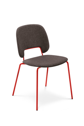 Domitalia - Traffic Stacking Chair - TRAFF.S.00F.RT.8IW