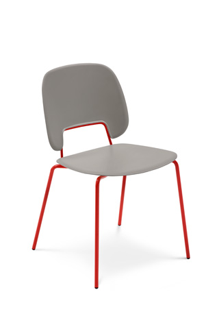 Domitalia - Traffic Stacking Chair - TRAFF.S.00F.RT.PSA