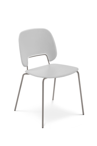 Domitalia - Traffic Stacking Chair - TRAFF.S.00F.SA.PGC