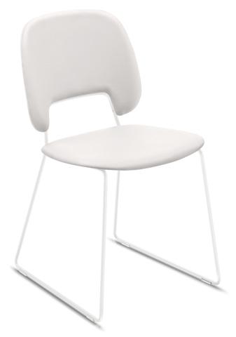 Domitalia - Traffic Stacking Chair - TRAFF.S.T0F.BI.PBI