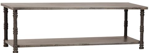 Dovetail Furniture - Paris Coffee Table - AF107
