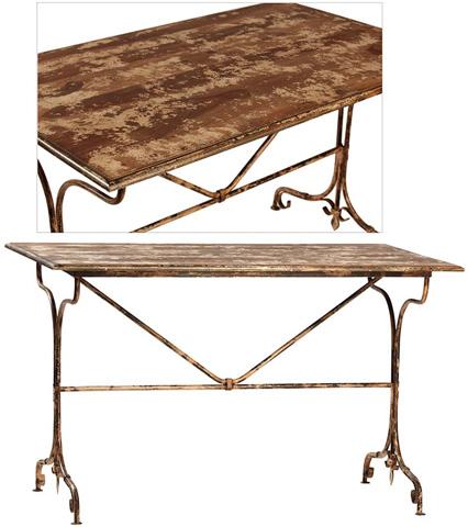 Dovetail Furniture - Sutton Desk - AL196