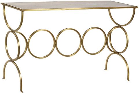 Dovetail Furniture - Wharton Console Table - AL285