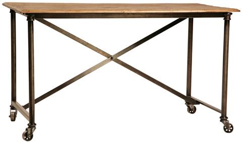 Dovetail Furniture - Portebello Desk - DOV048