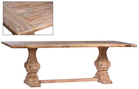 Dovetail Furniture - Montecito Dining Table - DOV1000