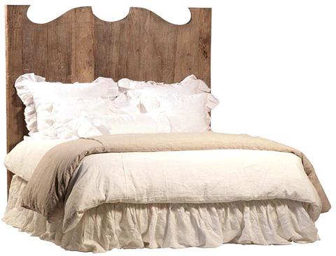 Dovetail Furniture - Amelie King Headboard - DOV1020EK