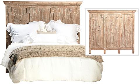Dovetail Furniture - Bolton California King Headboard - DOV1086CK