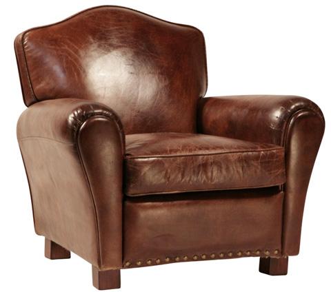 Dovetail Furniture - Caldicott Club Chair - DOV1102