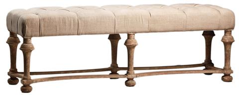 Dovetail Furniture - Cohen Bench - DOV2299