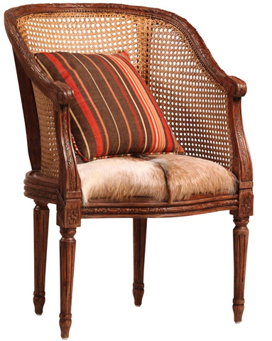 Dovetail Furniture - Francis Chair - DOV2315