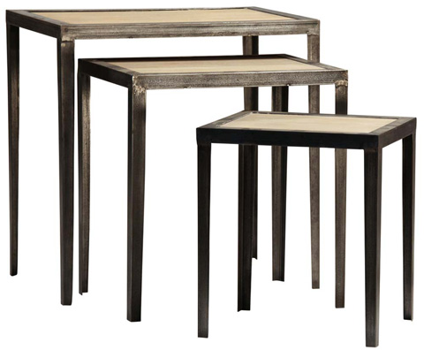 Dovetail Furniture - Dillard Nest Of Tables - DOV2321