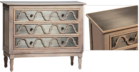 Dovetail Furniture - Small Dunmore Sideboard - DOV2322